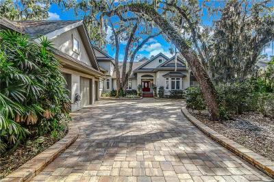 Amelia Island Single Family Home For Sale: 40 Marsh Creek Road