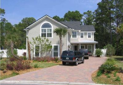 Fernandina Beach Single Family Home For Sale: 2882 Landyns Circle