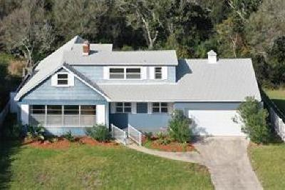 Fernandina Beach FL Single Family Home For Sale: $1,267,000