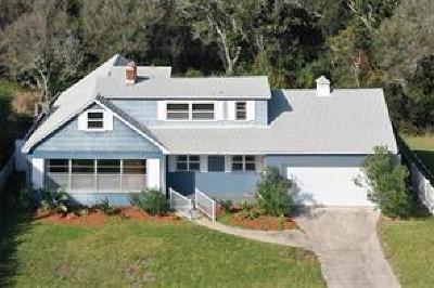 FERNANDINA Single Family Home For Sale: 4269 S Fletcher Avenue
