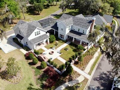 Yulee Single Family Home For Sale: 28461 Grandview Manor