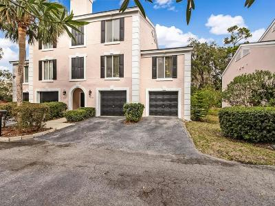 Fernandina Beach Condo/Townhouse For Sale: 4736 Saint Marc Court #26