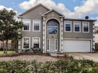 Yulee Single Family Home For Sale: 87095 Kipling Drive