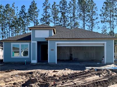 Fernandina Beach Single Family Home For Sale: 83169 Bottle Court