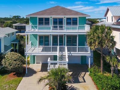 Fernandina Beach Single Family Home For Sale: 1531 N Fletcher Avenue