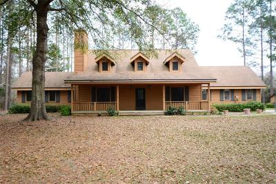 Single Family Home For Sale: 95329 Clements Road