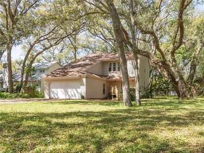 FERNANDINA Single Family Home For Sale: 2051 Oak Marsh Drive