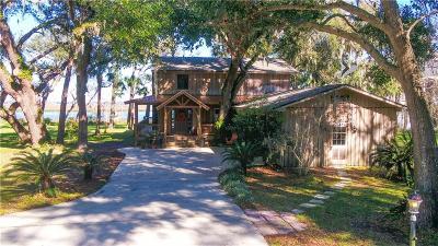 Fernandina Beach FL Single Family Home For Sale: $949,000