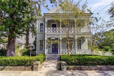 Fernandina Beach Single Family Home For Sale: 14 S 7th Street