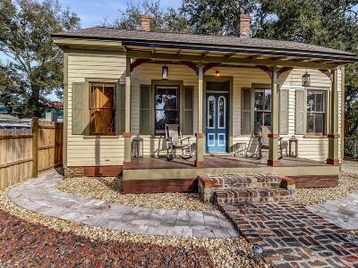 Fernandina Beach Single Family Home For Sale: 110 S 5th Street