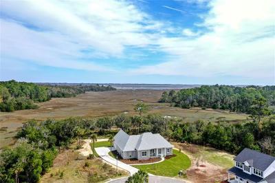 Fernandina Beach Single Family Home For Sale: 95276 Amberwood Lane