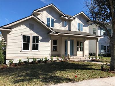 Fernandina Beach Single Family Home For Sale: 3266 1st Avenue