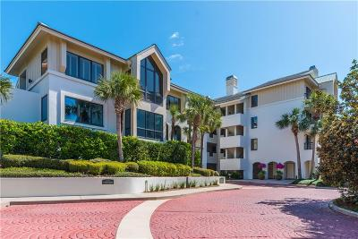 Fernandina Beach, Fernandina Beach/amelia Island, Yulee Condo/Townhouse For Sale: 6539 Spyglass Circle #6539