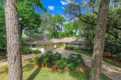 Fernandina Beach Single Family Home For Sale: 75 Sea Marsh Road