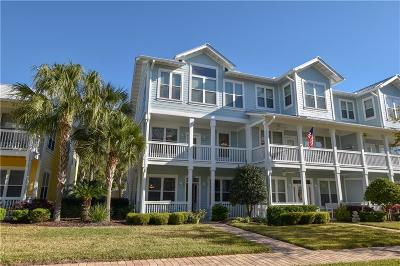 Fernandina Beach, Fernandina Beach/amelia Island, Yulee Condo/Townhouse For Sale: 2162 White Sands Way
