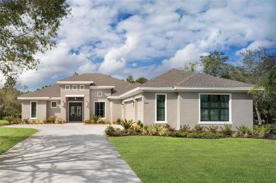 Fernandina Beach Single Family Home For Sale: 862107 Hampton Club Way