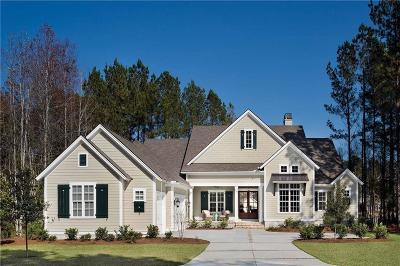Fernandina Beach, Fernandina Beach/amelia Island, Yulee Single Family Home For Sale: 96012 Brady Point Road