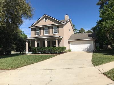 FERNANDINA Single Family Home For Sale: 96065 Caribbean Court