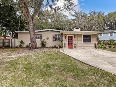 FERNANDINA Single Family Home For Sale: 1505 Leon Street