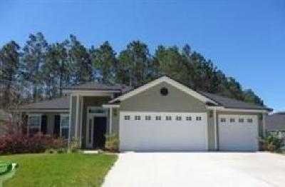 Yulee Single Family Home For Sale: 82051 Hooded Warbler Court