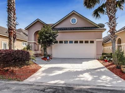 Fernandina Beach Single Family Home For Sale: 89016 Harbormaster Court