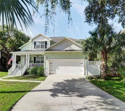 FERNANDINA Single Family Home For Sale: 2323 Yard Arm Way
