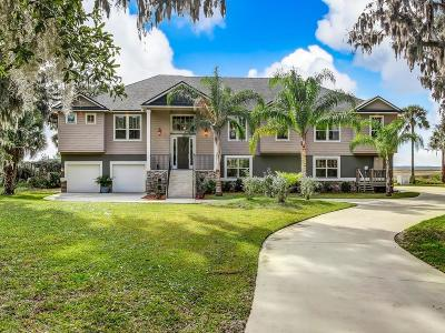 Fernandina Beach, Fernandina Beach/amelia Island, Yulee Single Family Home For Sale: 94147 W Palm Circle