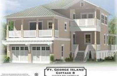 Fernandina Beach Single Family Home For Sale: 96450 Bayview Drive
