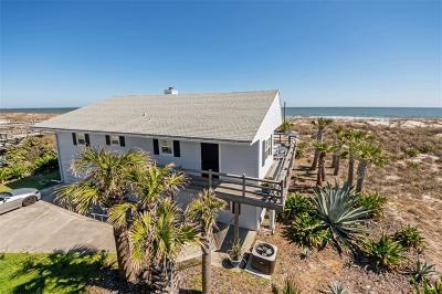 Fernandina Beach, Fernandina Beach/amelia Island, Yulee Single Family Home For Sale: 1328 N Fletcher Avenue