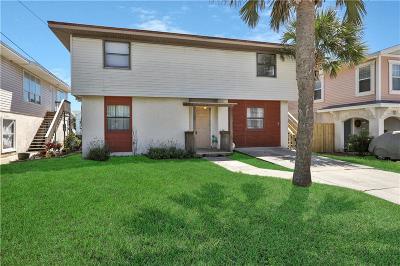 Fernandina Beach Single Family Home For Sale: 739 Tarpon Avenue
