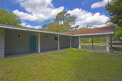 Yulee Single Family Home For Sale: 75049 Edwards Road