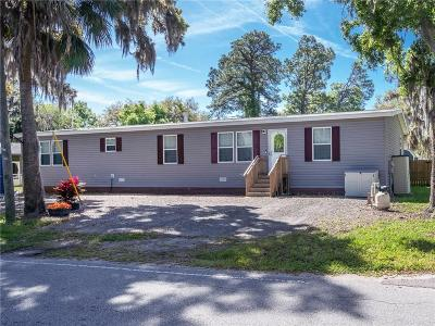 FERNANDINA Single Family Home For Sale: 200 Bonnieview Road