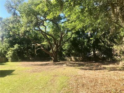 FERNANDINA Residential Lots & Land For Sale: Lot #33 Hidden Marsh Lane