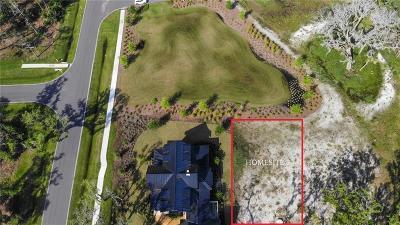 FERNANDINA Residential Lots & Land For Sale: 16 Sweetgrass Court