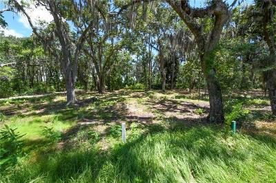 FERNANDINA Residential Lots & Land For Sale: 19 Sweetgrass Court