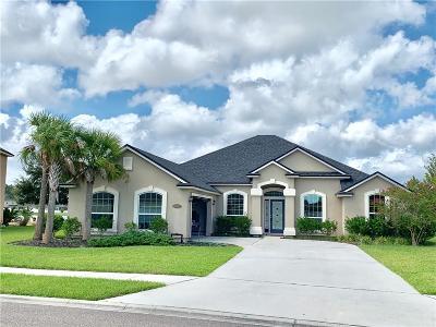 Fernandina Beach Single Family Home For Sale: 85272 Amaryllis Court