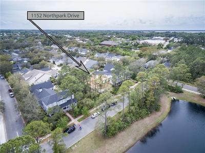Fernandina Beach, Fernandina Beach/amelia Island, Yulee Single Family Home For Sale: 1522 Northpark Drive