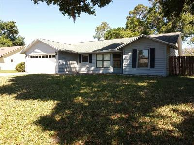 Fernandina Beach Single Family Home For Sale: 95049 Palmetto Trail