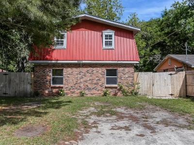 Yulee Single Family Home For Sale: 86074 Peeples Road