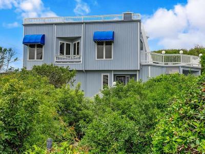 Fernandina Beach Single Family Home For Sale: 3729 S Fletcher Avenue