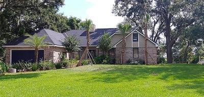 Fernandina Beach Single Family Home For Sale: 94232 Summer Breeze