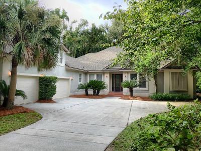 Fernandina Beach FL Single Family Home For Sale: $899,000