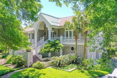 Fernandina Beach FL Single Family Home For Sale: $1,298,000