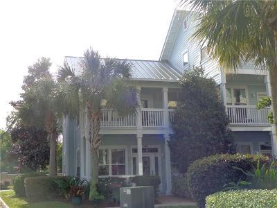 Fernandina Beach Condo/Townhouse For Sale: 1881 White Sands Way #801