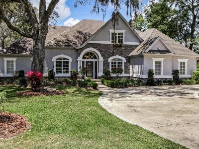 Yulee Single Family Home For Sale: 86299 Meadowfield Bluffs Road