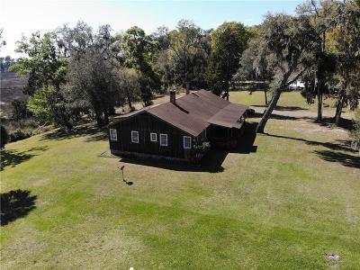 Fernandina Beach, Fernandina Beach/amelia Island, Yulee Single Family Home For Sale: 85032 Bill Hurlbert Road