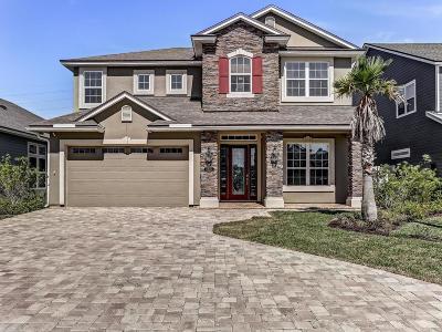 Fernandina Beach Single Family Home For Sale: 2800 N Sea Grape Drive