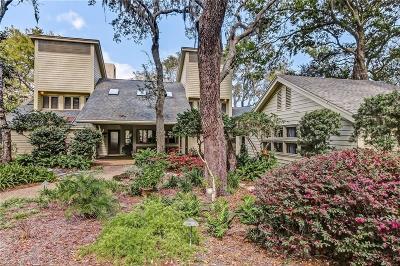 Fernandina Beach Single Family Home For Sale: 1 Sandhill Crane Road