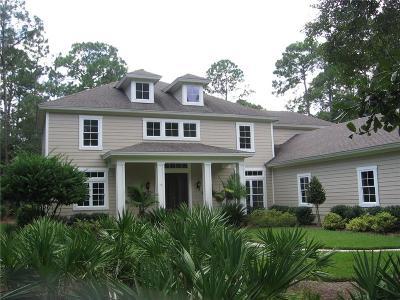 Fernandina Beach FL Single Family Home For Sale: $1,200,000