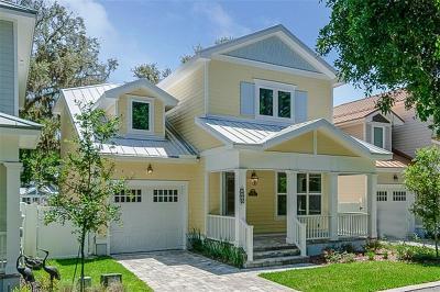 FERNANDINA Single Family Home For Sale: 1949 Amelia Oaks Drive